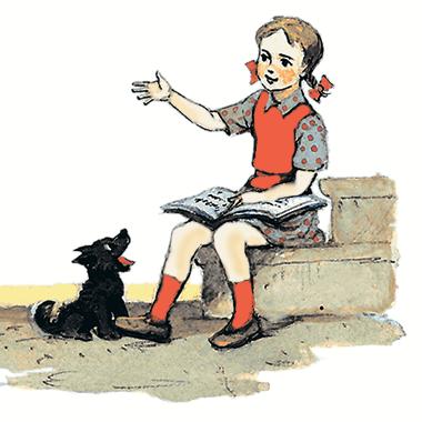 Картинка девочки элли из изумрудного города